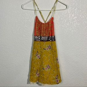 Free People Racerback Dress Size 2